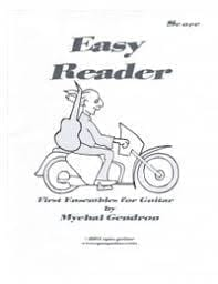 Easy Reader, First Ensembles for Guitar Vol. 3
