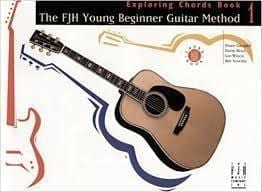 The FJH Young Beginner Exploring Chords Book