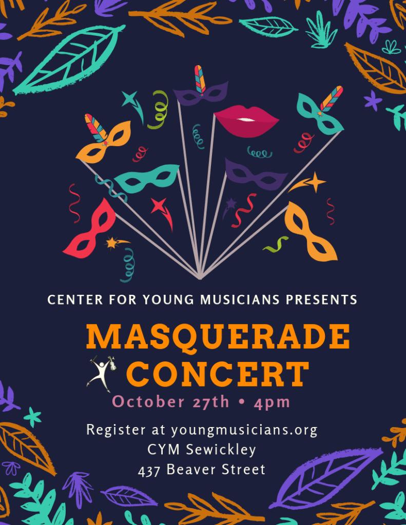CYM Masquerade Concert (1)