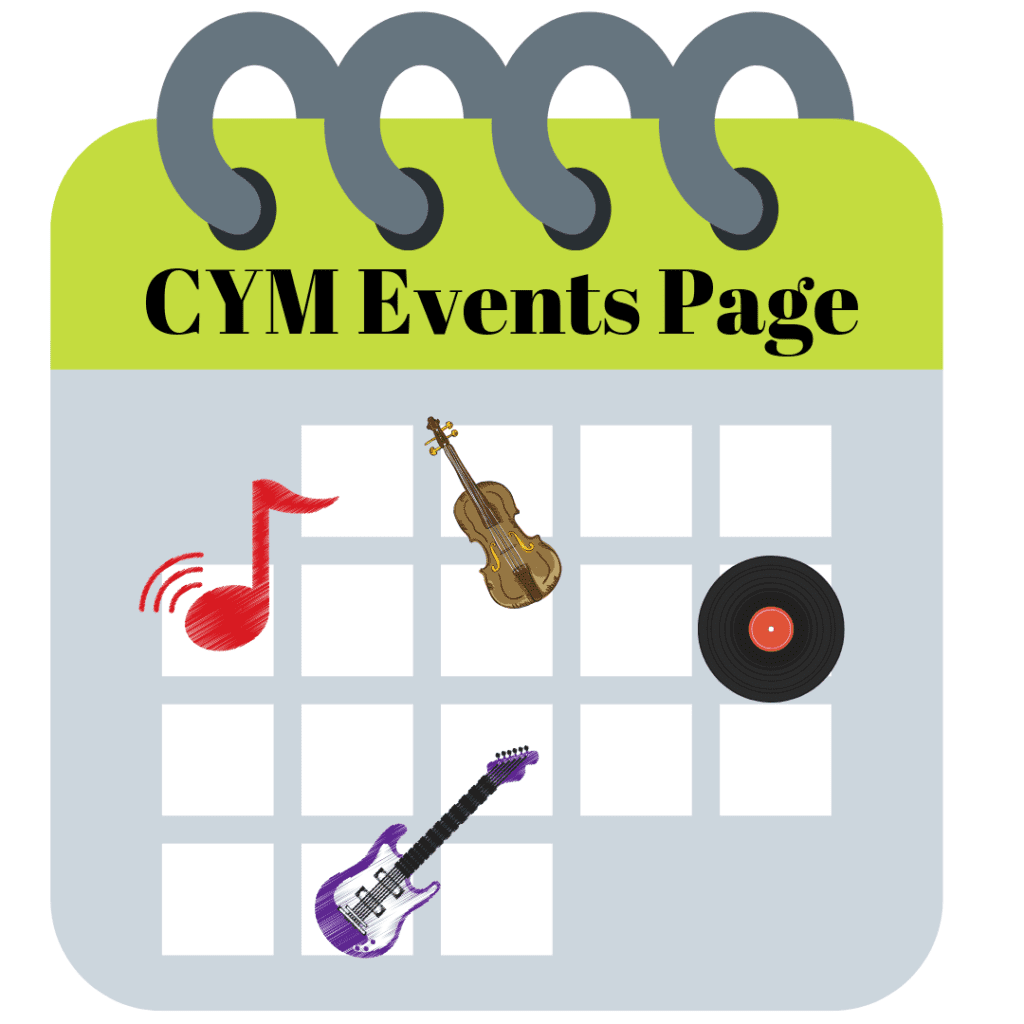 CYM Events Page