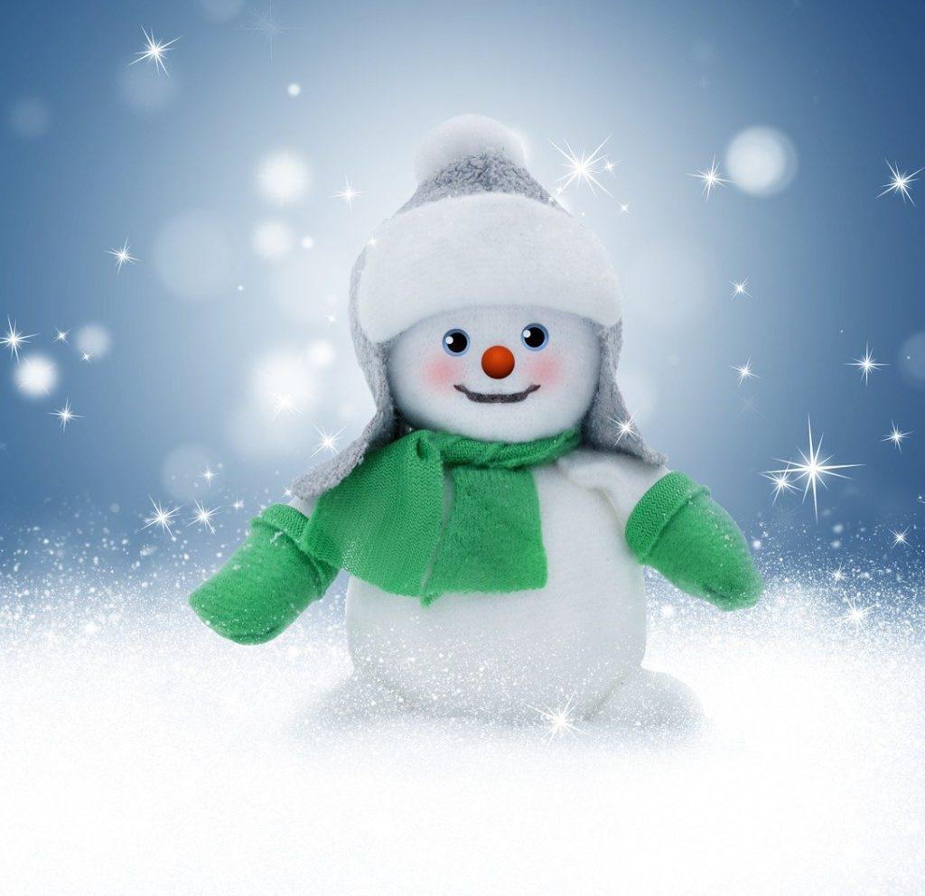 snowman-1090261_1920
