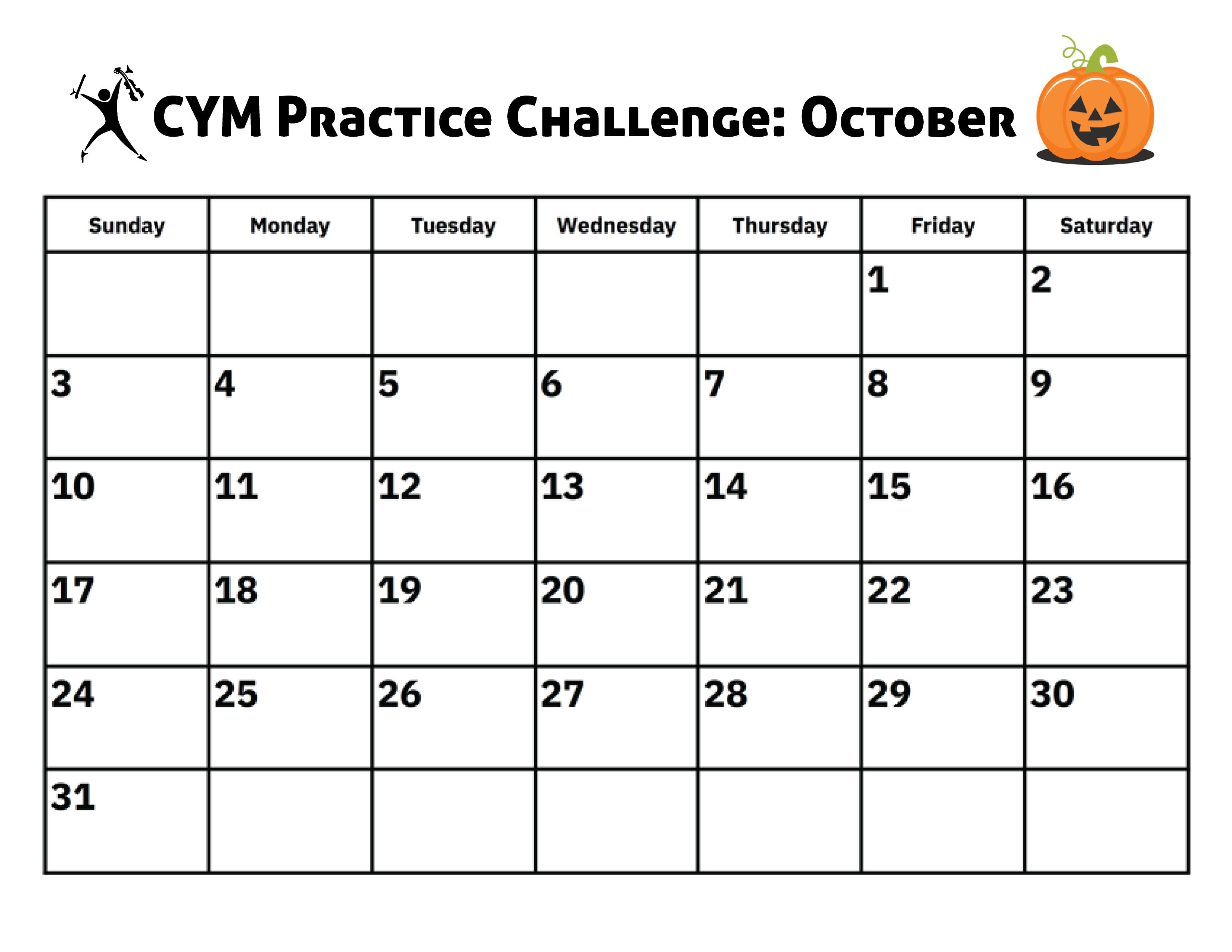 Oct Calendar-01